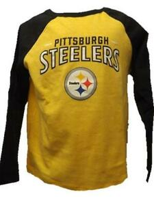 big sale 163e8 0983e New Pittsburgh Steelers Infant Toddler Kids 12M-18M-24M-2T ...