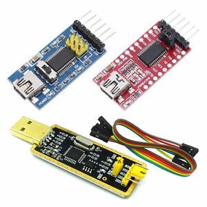 FT232RL-USB-3-3V-5-5V-to-TTL-Serial-Adapter-Mini-Port-For-Arduino-Downloader