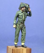 "Resicast 1/35 ""Gunner Jack"" Canadian Soldier with UK type Jerrycan WWII 355655"