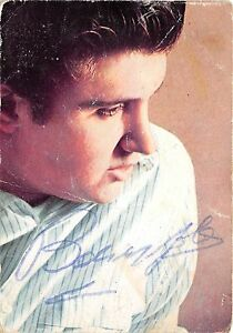B71138 Actors Acteurs Elvis Presley Italy
