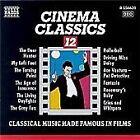 Various Artists - Cinema Classics, Vol. 12 (Original Soundtrack, 2002)