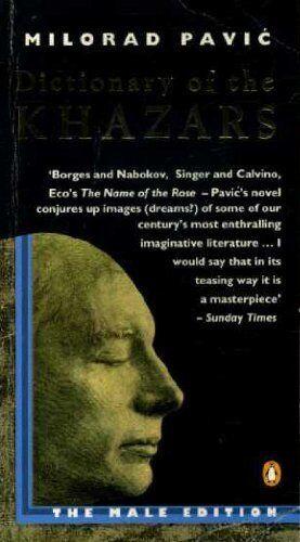 1 of 1 - The Dictionary of the Khazars (International Writers) By Milorad Pavic, Christi