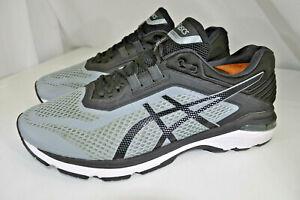 Black Running Shoes T807N Men 12 EEEE