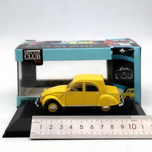 IXO-1-43-Scale-CITROEN-2CV-Citroneta-1970-Chile-Car-Diecast-Toys-Models-yellow