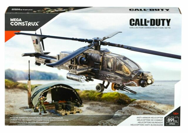 Anti-Armor Helicopter by Mega Construx