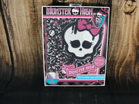 Monster High Ipad Portfolio Case With Stand Ipad 2/3rd Gen -