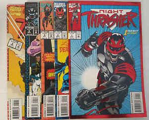 NIGHT TRASHER 1/5 - Marvel Comics Usa