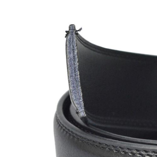 """New Brand Mens Belts Dress belt Genuine Leather belts Size 30/""""-63/"""" width:1.38/"""""""