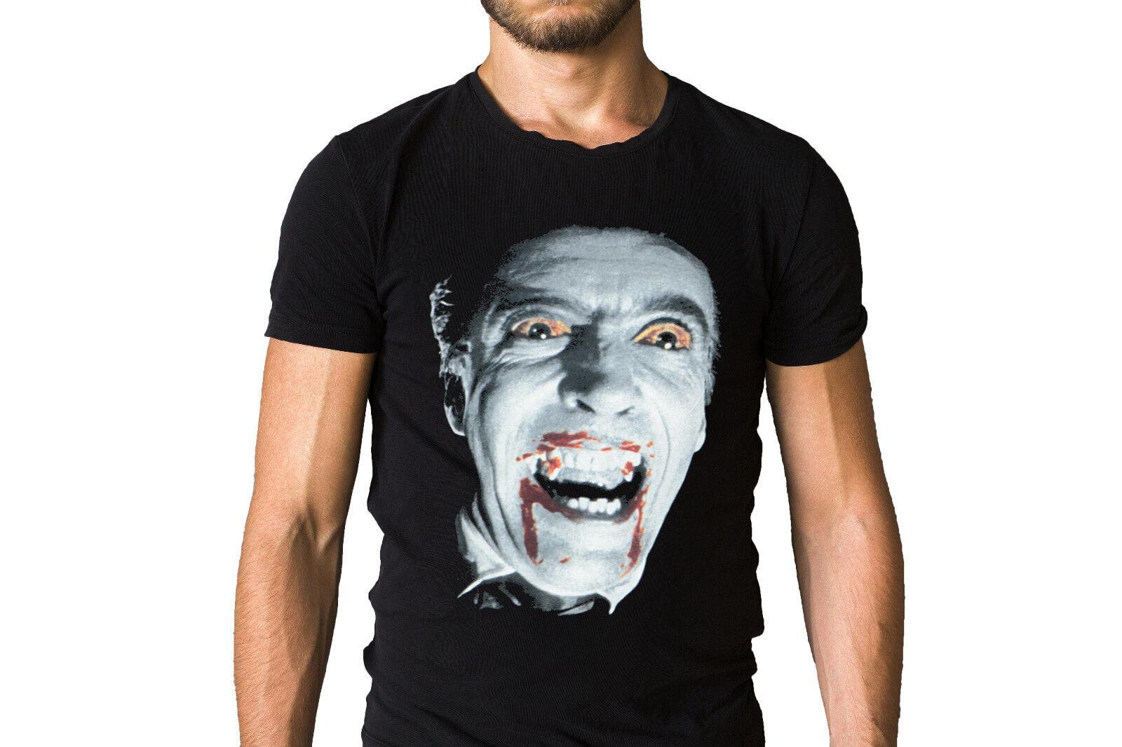Dracula 1958 Christopher Lee Film T-Shirt