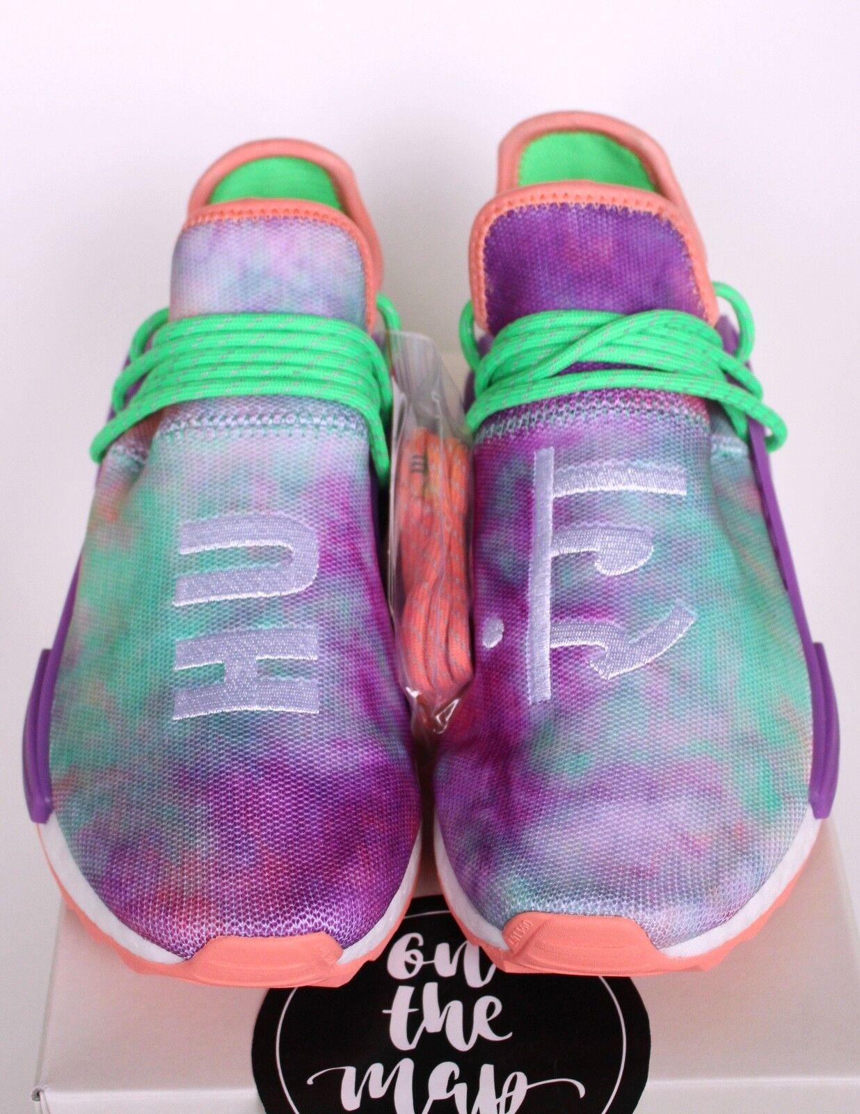 Adidas Pharrell HU Holi Race NMD Trail Human Race Holi Tiza Polvo De Coral tinte 2095d9