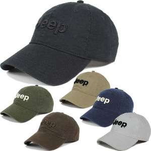 Jeep Cap Men Women Baseball Hat Golf Ball Cap Sports Cap Outdoor Hat ... 8bd6ec0e452d