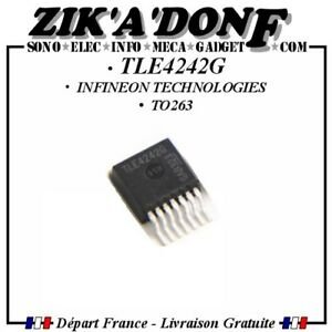 TLE4242G-INFINEON-TECHNOLOGIES-TO263-TLE4242