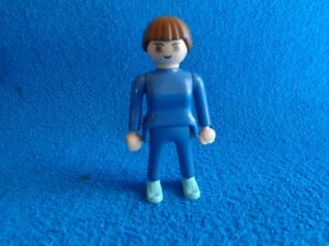 Playmobil-cirujana-traje-azul-surgeon-blue-suit-Chirurgin-blaue-Uniform