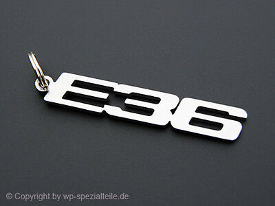BMW E36 Schlüsselanhänger 318 is 320i 323i 325i 328i M3 Cabrio Coupe Kombi 3er