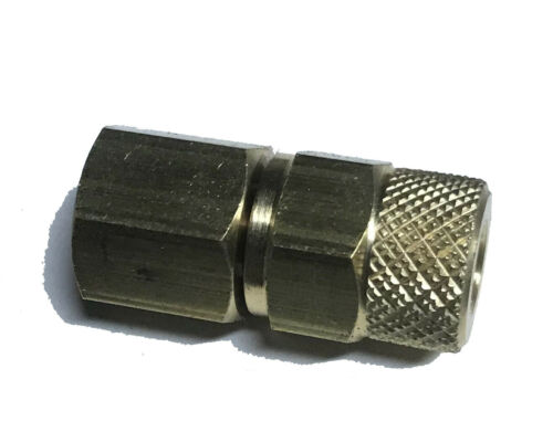 """FIT-PUSHTUBE-CONNECT-52 Female Connector 1//4/"""" Tubex1//4/"""" FNPT-Air Fittings"""