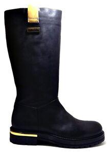 rivenditore all'ingrosso de888 14006 ALVIERO MARTINI scarpe stivali stivaletti donna casual pelle zeppa ...