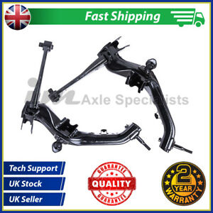 PAIR-OF-REAR-LOWER-SUSPENSION-CONTROL-TRAILING-ARMS-FOR-TOYOTA-AVENSIS-03-08