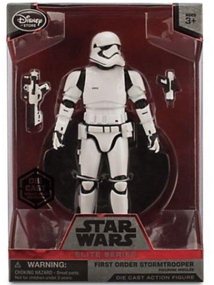 Star - wars - erster ordnung stormtrooper elite - serie druckguss - actionfigur - 6 1   2