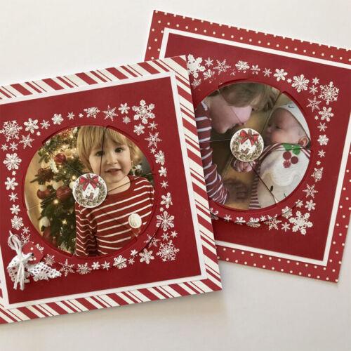 Girl Winter Snow Metal Cutting Dies and Stamp Scrapbooking Album DIY Craft Cards