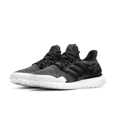 Details about Adidas Ultra Boost x Game of Thrones Nights Watch Black White EE3707 Size 9.5