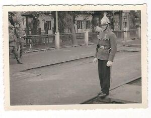 6-51-FOTO-WELTKRIEG-RUMANISCHE-POLIZEI-AN-DER-GRENZE