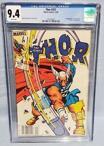 Thor-337-Newsstand-CGC-9-4-Marvel-Comics-1983-1st-Appearance-Beta-Ray-Bill