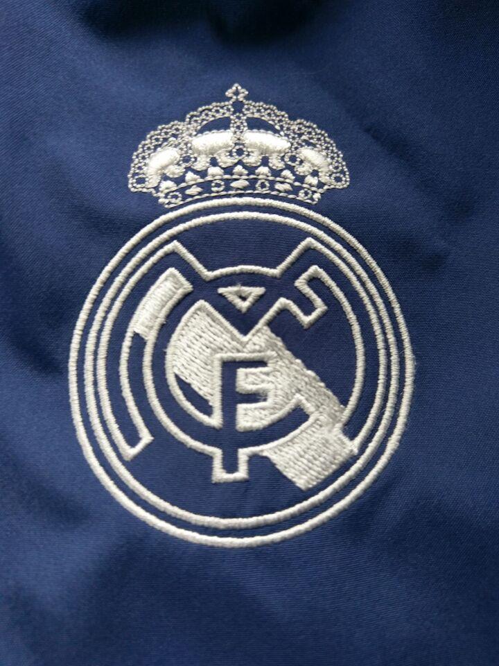 Jakke, Real Madrid Rejsejakke, Adidas