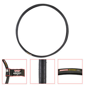 Kenda-700-x-23C-K191-Koncept-Steel-Bead-Tire-Black-For-Road-Bike-Urban-Bike