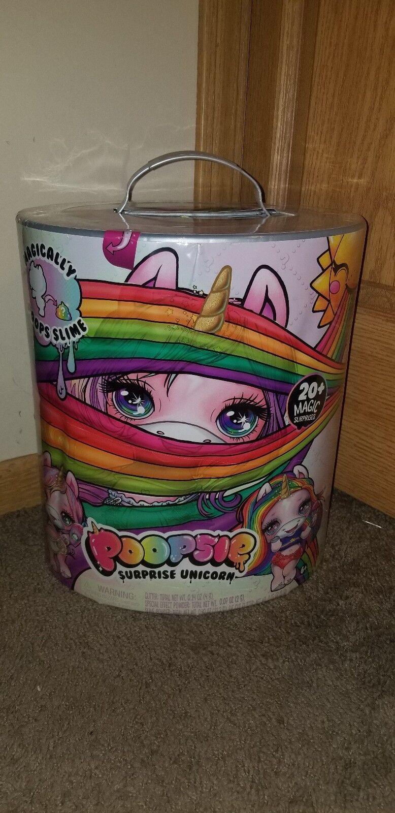 Poopsie Magical Surprise Unicorn    OOPSIE estrellaLIGHT   alta qualità e spedizione veloce