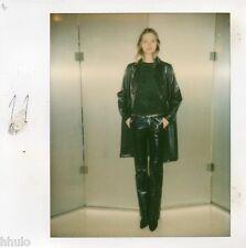 POL159 Polaroid Photo Vintage Original mode fashion mannequin model femme woman