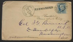 1880-NY-Cover-to-Civil-War-General-John-G-Barnard