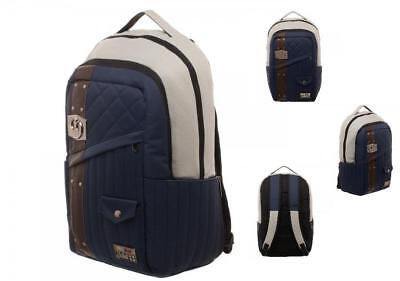 """STAR WARS ESB Licensed HOTH Collection 18.5"""" Deluxe HAN Solo LAPTOP BACKPACK"""