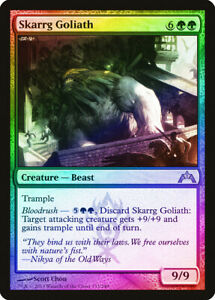 Giant Adephage FOIL Gatecrash NM Green Mythic Rare MAGIC MTG CARD ABUGames