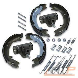 Bremsbacken Montagesatz für Opel Corsa B Astra F CC Tigra 2 Bremszylinder