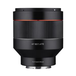 Samyang AF 85mm f1.4 Auto Focus Sony FE Mount Lens