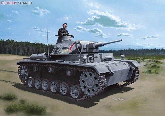 Dragon 1 35  6773  e Pz.Kpfw.III (5cm) (T) Ausf.G Kit