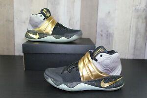 Nike Kyrie 2 Game 7 -Nike ID- Black