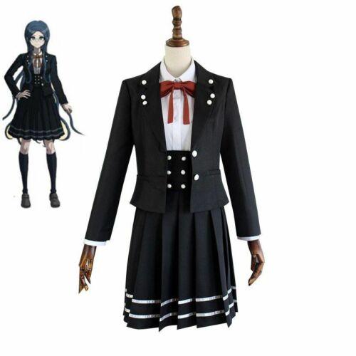 Details about  /Anime Danganronpa V3 Shirogane Tsumugi Original Edition Uniform Cosplay Costume: