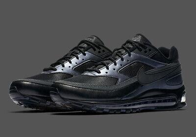 Nike Air Max 97 BW Black Black Metallic Hematite Style Code ao2406 001   eBay
