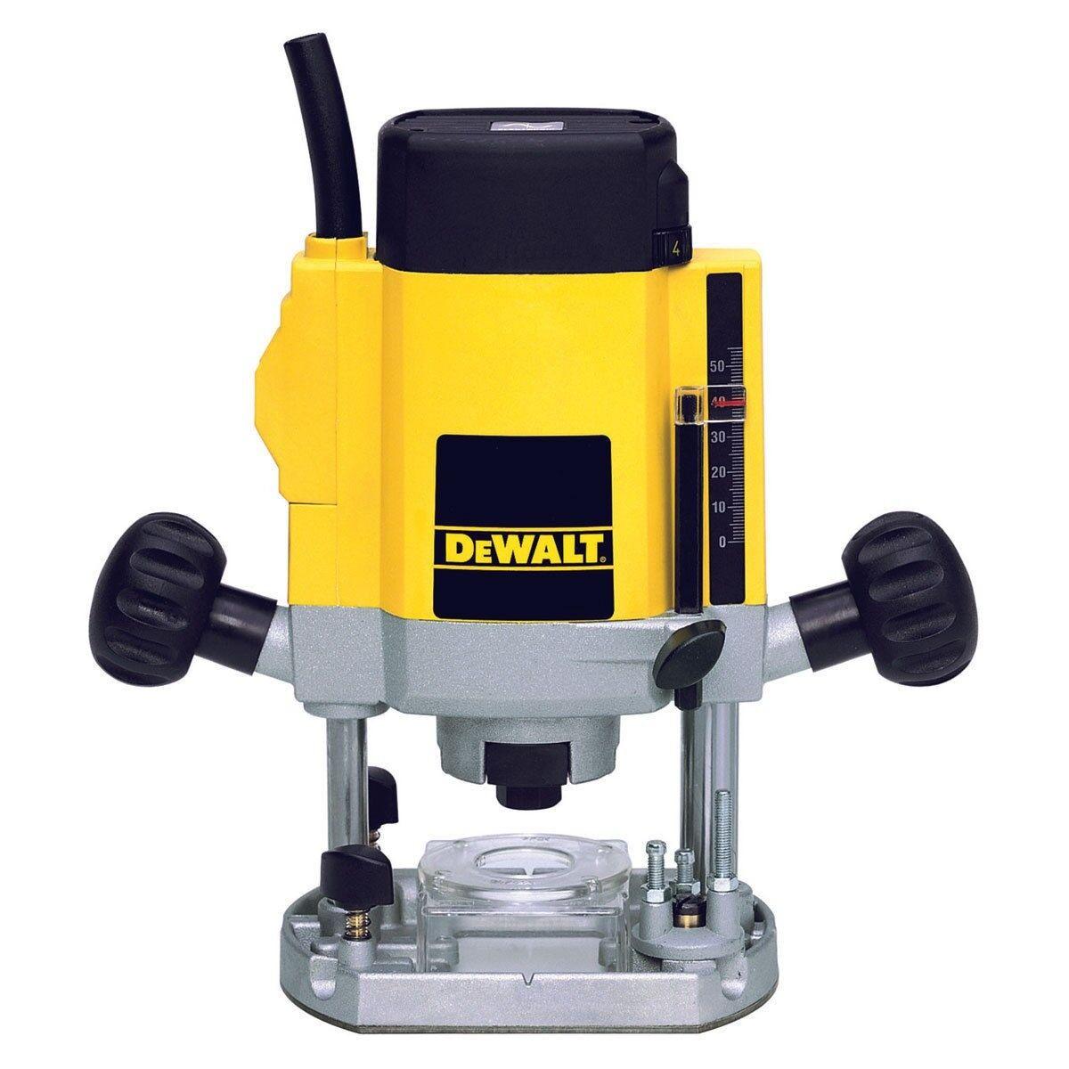 DeWALT Oberfräse DW615 elektrisch, 900 Watt