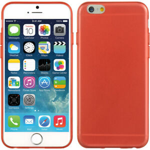 ULTRA-SLIM-TRANSPARENT-RED-THIN-TPU-SKIN-CASE-COVER-FOR-APPLE-iPHONE-6-4-7-034