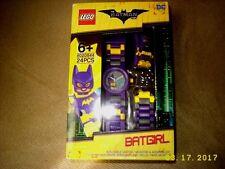 LEGO 2017 The Batman Movie BATGIRL BUILDABLE WATCH #8020844 24pcs.