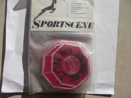 SUNDERLAND FOOTBALL CLUB SEW ON BADGE PATCH APPLIQUE 8CM X 4CM KEY BLACK CATS