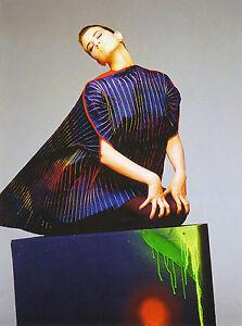 SûR Alexis Stroukoff (xx-xxi) Épreuve D'artiste Pour Vogue France Mode Fashion Moda
