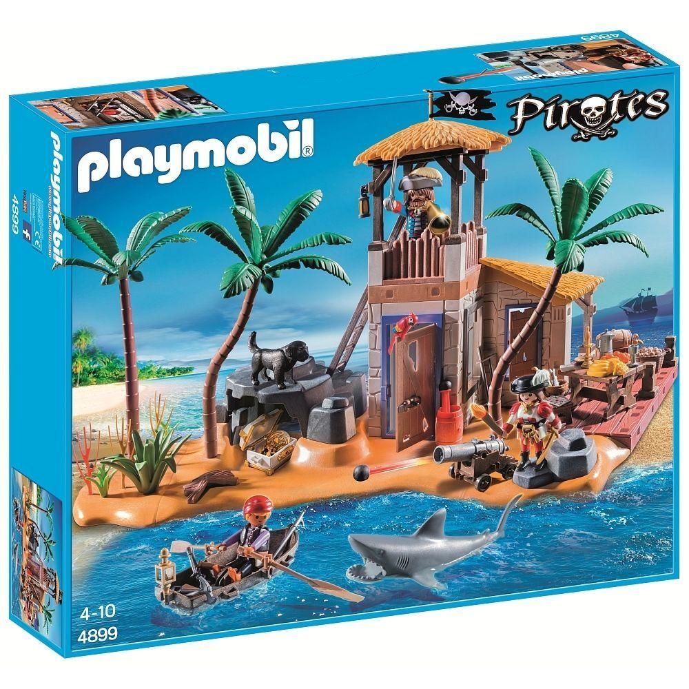 PLAYMOBIL  PIRATES 4899-pirati baia NUOVO OVP  all'ingrosso a buon mercato