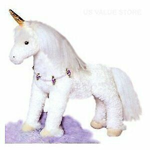Douglas-Sunbeam-UNICORN-Plush-Toy-Stuffed-Animal-NEW