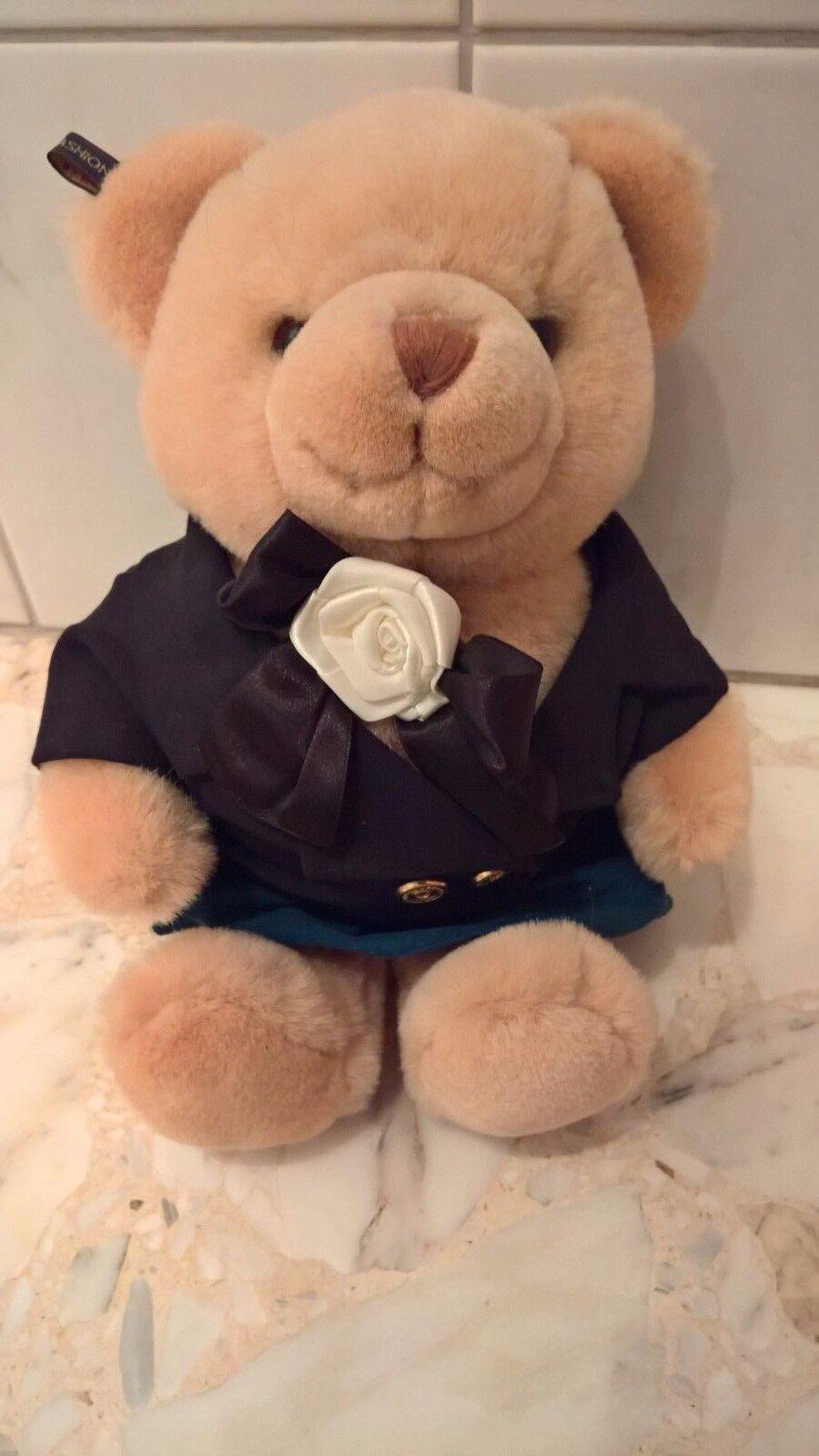 Mondi Fashion Bär, Plüsch, Teddy, neuwertig, aus Sammlung  | Nicht so teuer