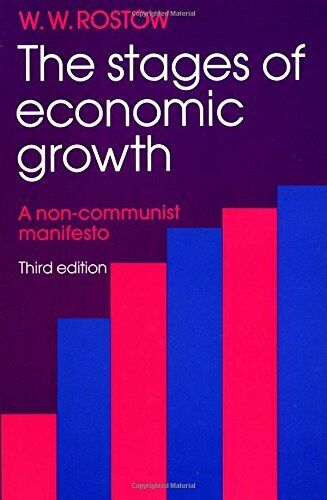 The Stufen Von Economic Wachstum: A Non-Communist Manifesto W.W.Rostow