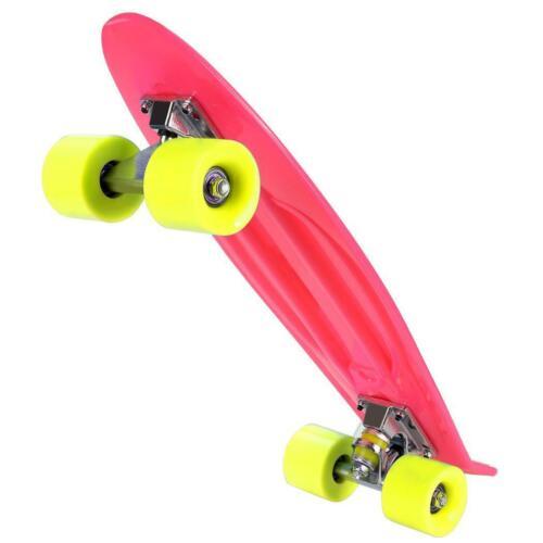 "22/"" Komplettboards Skateboard Roller Cruiser Kreuzer Stil Longboard Pennyboard"