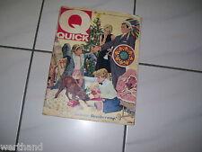 50. Geburtstag: Quick 25. Dezember  1966   25.12.1966 Weihnachten 1. Weihnacht
